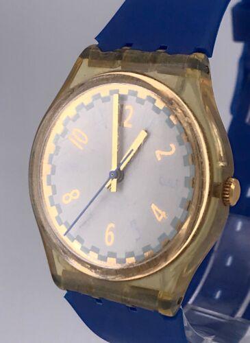 Swatch cool fred gk150 fonctionnel vintage montre 1993 bracelet compatible 3wc