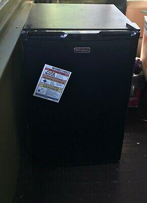 Small Black Emerson Compact Refrigerator