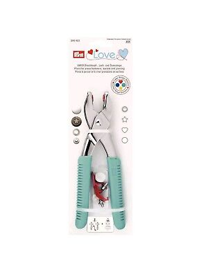 Prym LOVE Vario Pliers For Press Fasteners, Eyelets & Piercing 390 901