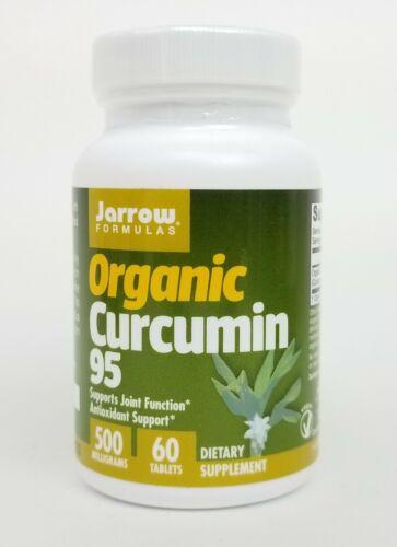 Jarrow Formulas Organic Curcumin 95, Turmeric Antioxidant Su