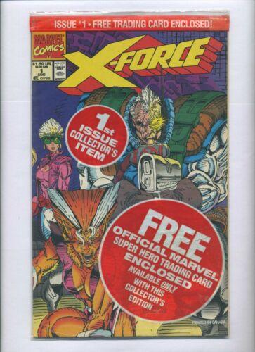 Marvel Comics- X-Force 1 2 8 15 19 Deadpool Domino Copycat 5 Issues Liefeld 1991