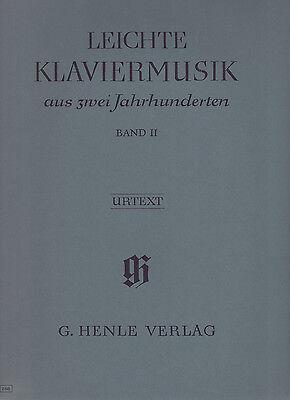 G. Henle Verlag ♫ Band 2 ♫