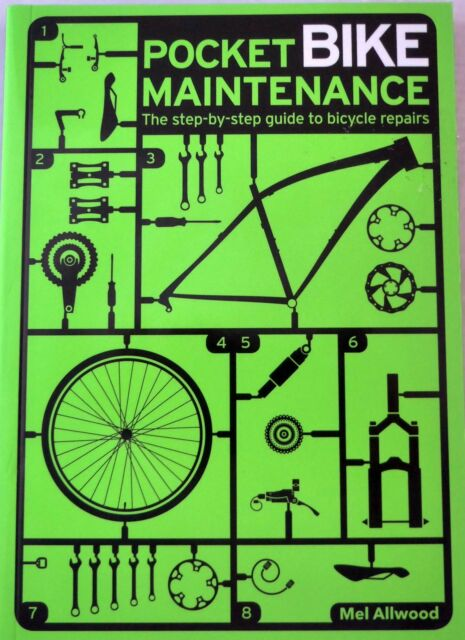 Pocket Bike Maintenance by Mel Allwood (Paperback, 2017) New