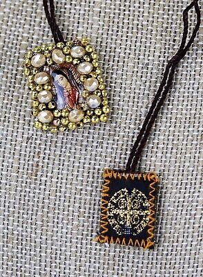 The Virgin Mary Scapular Bracelet