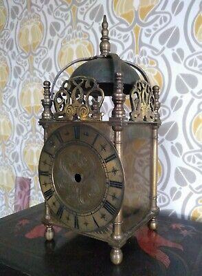 Antique/Vintage Lantern Clock Case