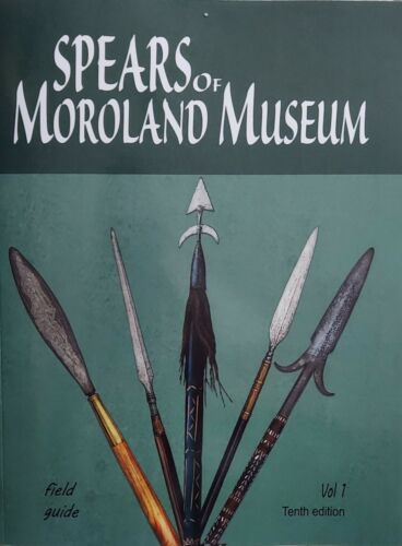 Spears of  Moroland Museum  (Book# 10)  Volume # 1