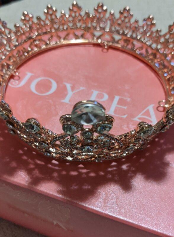 Rose Gold Crown Vintage