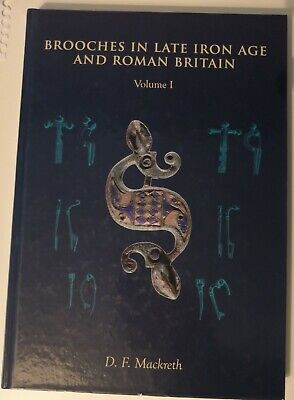 Brooches In Late Iron Age And Roman Britain