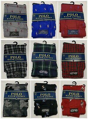 Polo Ralph Lauren Mens Boxer Pony Classic Fit Cotton Underwear S M L XL NEW