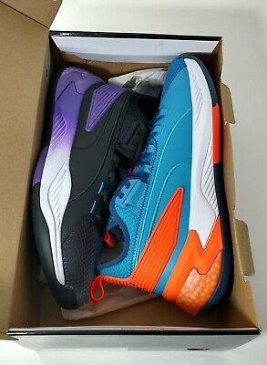 reputable site 39d9d 7184d Puma Uproar Charlotte ASG Fade Orange Purple Basketball Shoes Men s Size 11  US