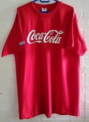 NWOT COCA-COLA CLASSIC T-SHIRT UNISEX SIZE XL AMERICAN MUSIC AWARDS EDITION