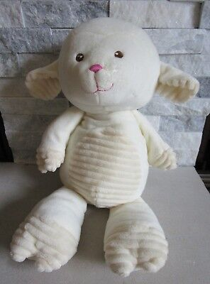 - Kellytoy Lamb Sheep Lovey Plush Stuffed Animal Rattles 18