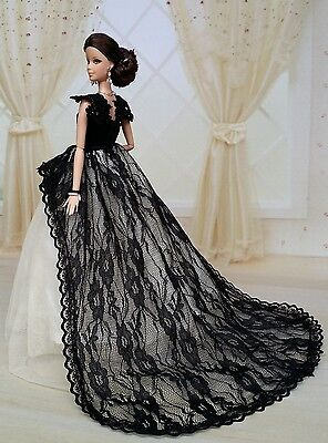 Fashion Royalty Princess Party Dress/Clothes/Gown For 11.5in.Doll S152