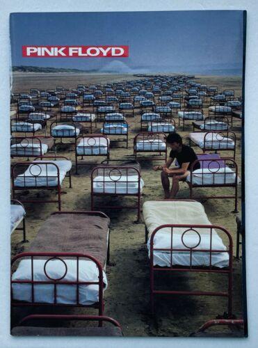 1988 Tour program Pink Floyd