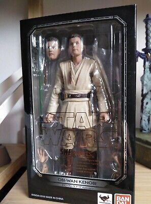 Sh Figuarts Star Wars Obi Wan Kenobi The Phantom Menace , usado segunda mano  La Orotava
