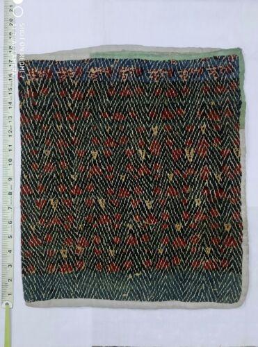 Indian ethnic vintage banjara embroidery nomadic gypsy boho style hippie bag no4