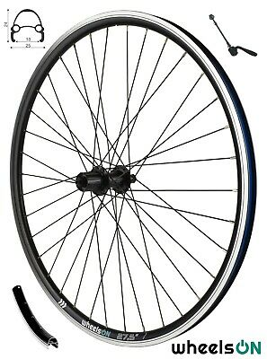 650b  36h Velocity Blunt 35 Bicycle RIMS Vintage Mountain Bike MTB Black 27.5/""