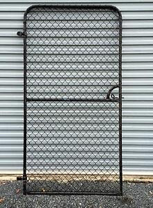 Chain Link Gate Lower Beechmont Ipswich South Preview