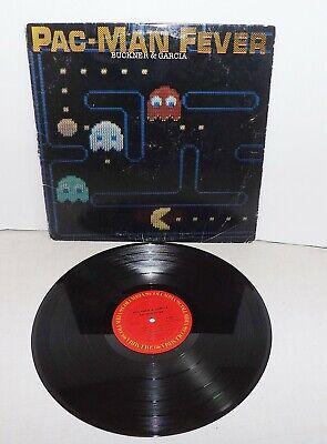 PAC-MAN FEVER BUCKNER & GARCIA,1982 VINYL LP-COLUMBIA RECORDS-XRC 37941-EX
