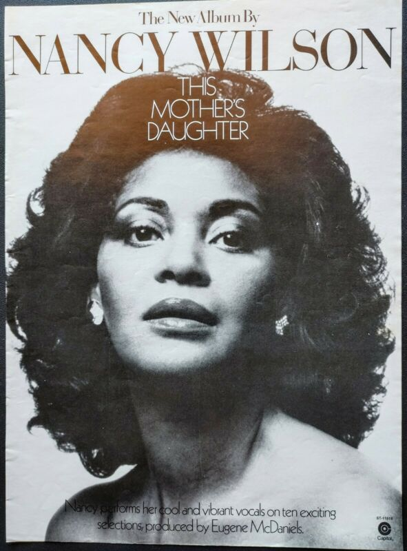 NANCY WILSON THIS MOTHER