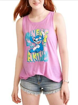 NWT Disney Lilo and Stitch One of a Kind Tank Top Small