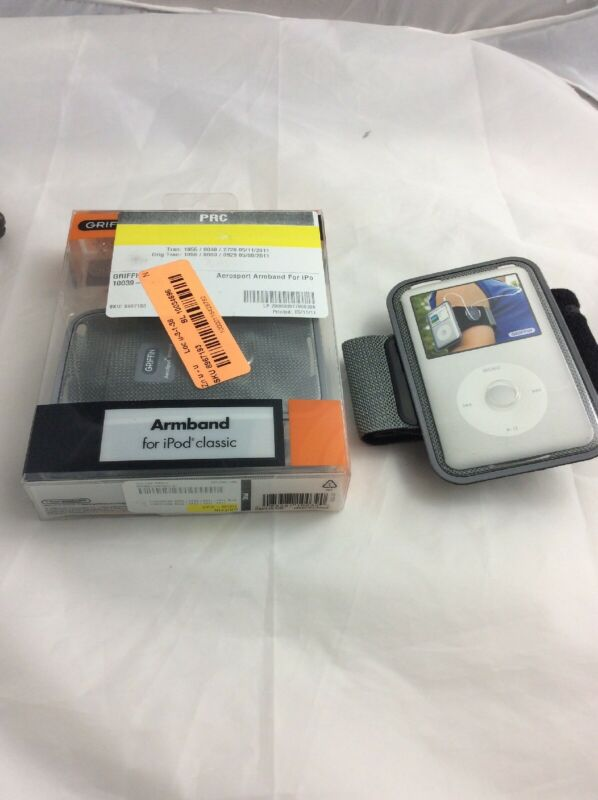 Armband For iPod Classic By Griffin New In Package