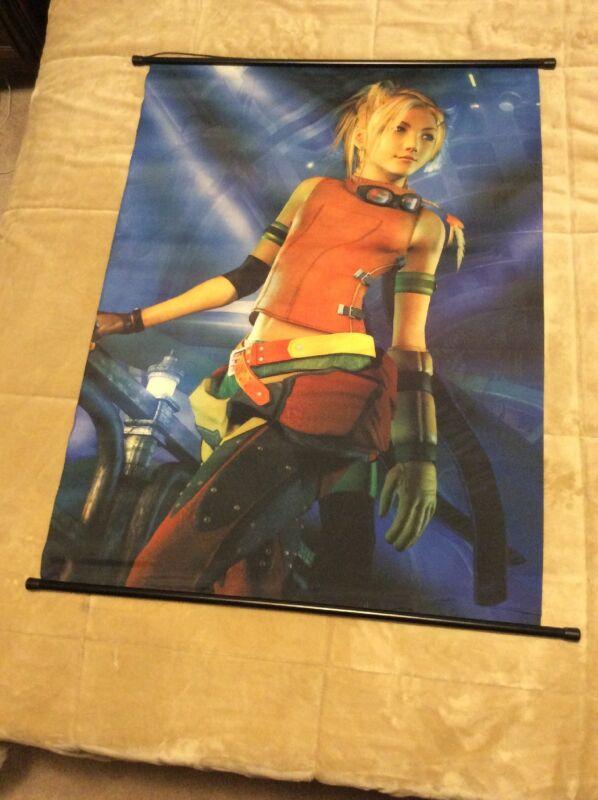 Final Fantasy Wall Scroll