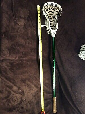 "Warrior Lacrosse Kryptolyte Criss Cross Attack Lacrosse Stick Shaft 30/"""