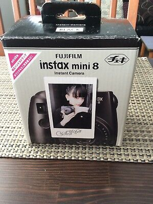 Fujifilm Instax Mini 8 Instant Film Camera with extra film