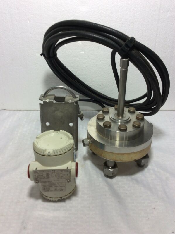 NEW Hart ABB 2600T Series Pressure Transmitter 264HRPRRA1 5.8-348psi 4-20mA