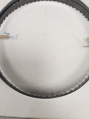 93 12 X 34 .025 Bi-metal Bandsaw Blade - 23 Pos Claw Tooth - Jet Grizzly