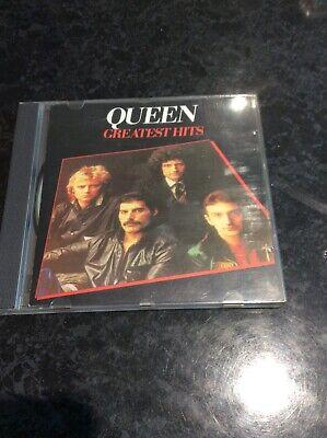 Queen: Greatest Hits CD 1981
