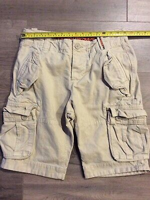 Super Dry Men's Cargo Short-Size : Small. NWT.