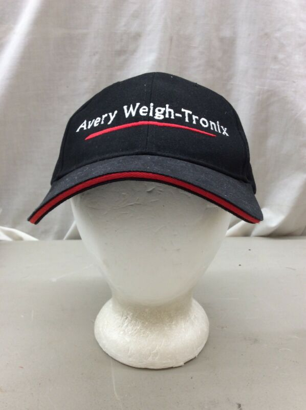 Trucker Hat Baseball Cap Retro Avery Weigh-Tronix Scales For Agribusiness
