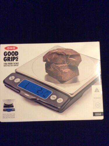 OXO Good Grips Food Scale, with Pull Out Display, 1 ea