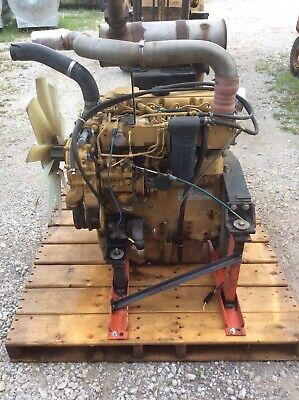 Caterpillarperkins 4.4 Liter Engine