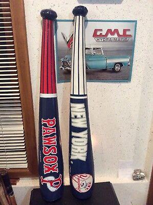 "Inflatable MLB Baseball Bats Pawson New York Pair 2000 1994 40""](Inflatable Bats)"