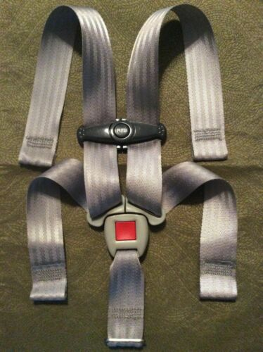Chicco KeyFit 30 Baby Car Seat Belt Infant Straps/Buckle Harness /Chest Clip