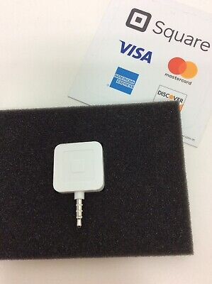 Square Credit Card Reader For Iphones And Androids Ipads Nwob