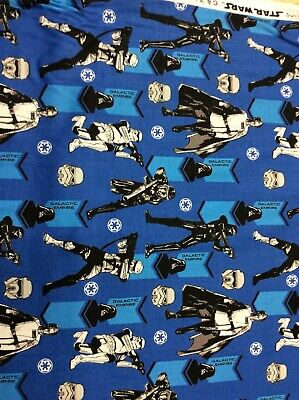 Camelot Star Wars Rogue One Imperial Army 100% Cotton Fabric