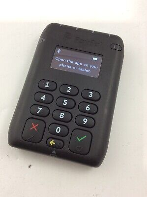 Genuine Paypal Card Reader Bluetooth Swipe Chip Vgc -dg