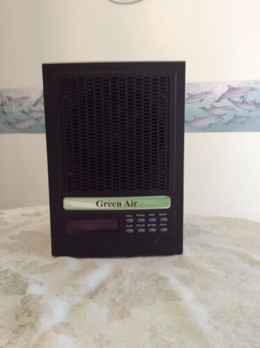 AIR PURIFIER By GREEN AIR Eliminate bacteria; virus, odors (up to 3000 sq ft) .