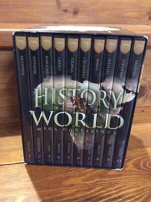 History of the World Mega Conference - 10 DVD Set - Vision Forum