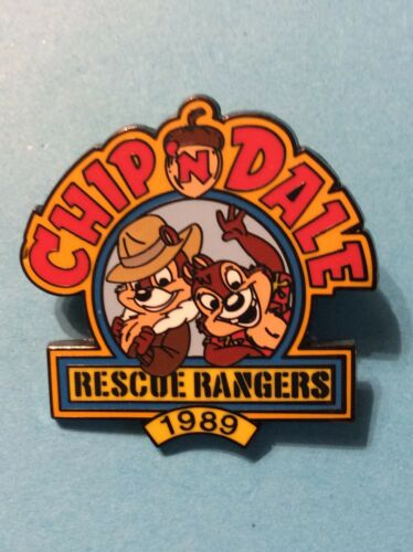 Disney 100 Years Of Dreams Chip N Dale Rescue Rangers Pin Limited Release 8119 - $25.00