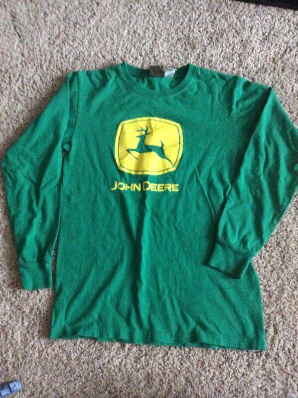 John Deere Long Sleeve Shirt Small