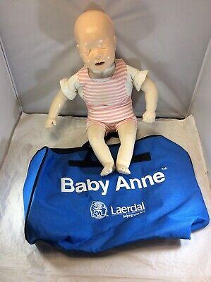 Laerdal Baby Anne Infant Cpr Ems Emt Nursing Training Manikin First Aid