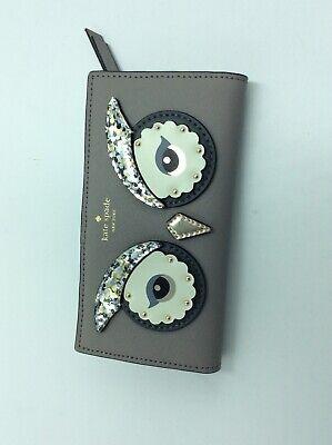 Kate Spade Owl Star Bright Wallet