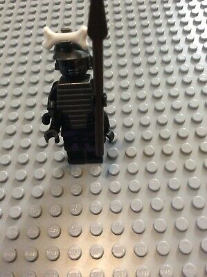 Lego Ninjago Lord Garmadon 4 Arm Minifigure With Spear