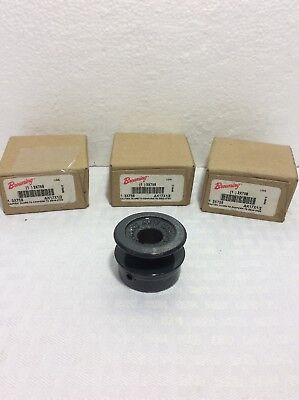 1 Lot Of 3 Browning Pulley Ak17x12 3x758 New