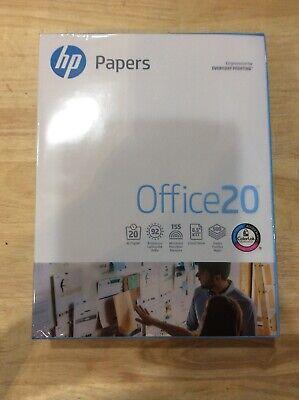 Hp Copy Paper Office 20lb Print Paper 500 Sheets Colorlok Technology